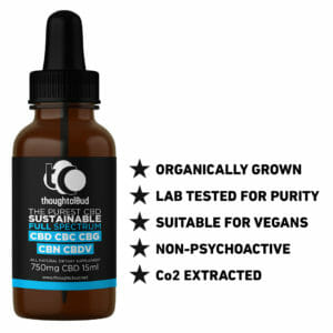 HEMP Full Spectrum CBD oil