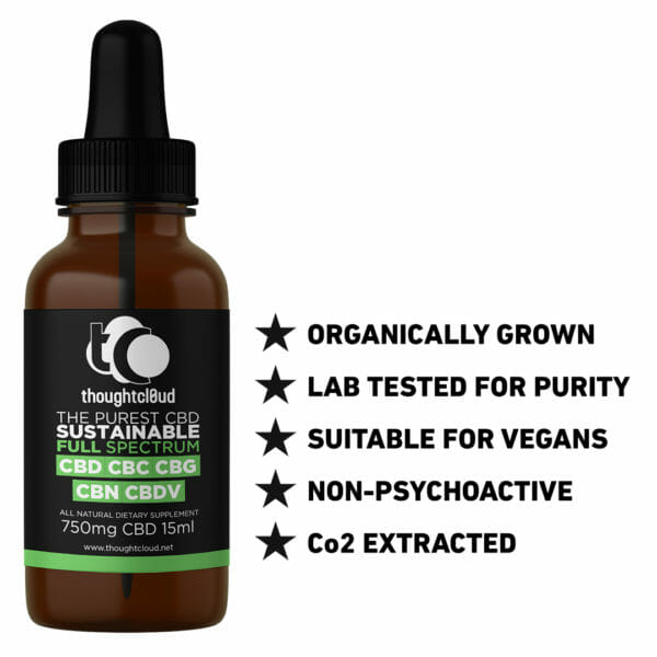 Full spectrum CBD Oil 750mg 15ml