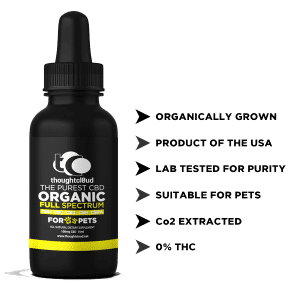 Full Spectrum CBD Oil Fore Pets Dogs Cats