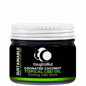 Ozonated Coconut CBD Topical