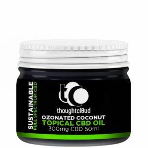 Ozonated Coconut CBD Topical