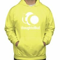 ThoughtCloud CBD Oil Bright Yellow Front