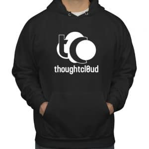 Thoughtcloud Hooded Sweatshirt