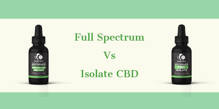 What Is Full Spectrum CBD?