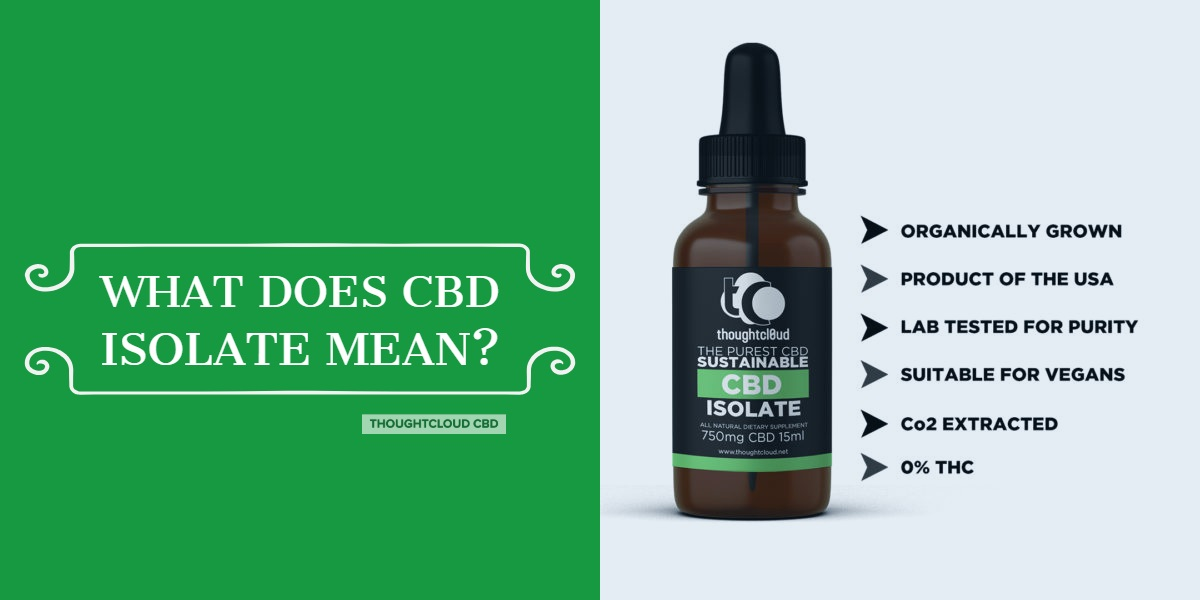 What Is CBD Isolate?  Benefits, Uses As MCT Oil & Vape Oil