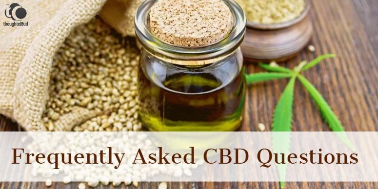 CBD Cannabidiol FAQs – Frequently Asked Questions About Cannabidiol