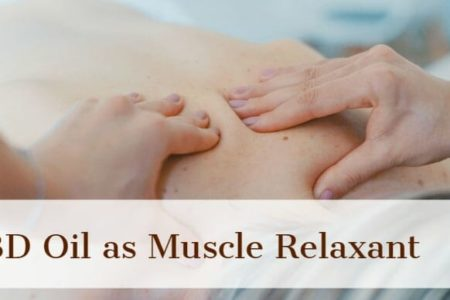 How Can CBD Oil Relax Your Muscles?