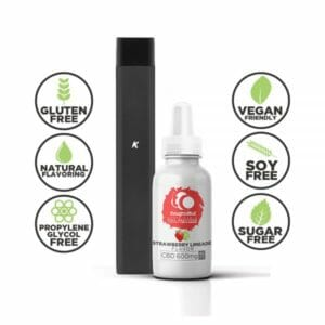 Strawberry Flavour Hmp CBD Vape Pen and Vape Juice,CBD Vape Pen Maintenance