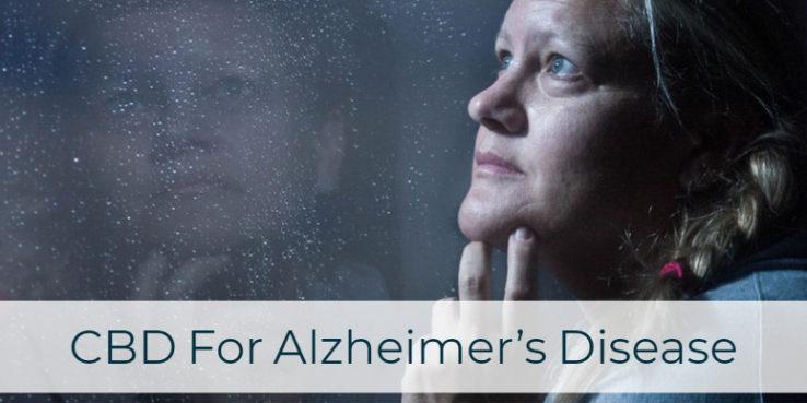 CBD for Alzheimer's,CBD and Alzheimer's