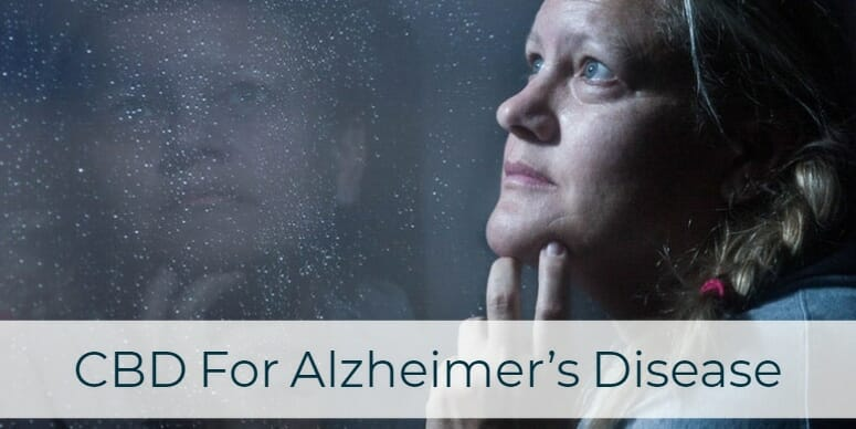 CBD for Alzheimer's