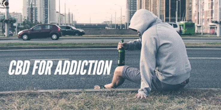 CBD for Addiction,CBD oil