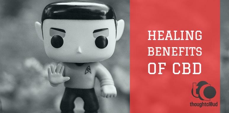 Healing Benefits Of CBD