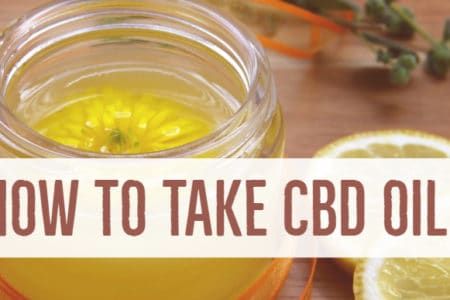 How You Can Take CBD Oil: Different Options of CBD Consumption