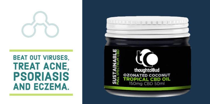 beating out viruses, treating acne, psoriasis and eczema.