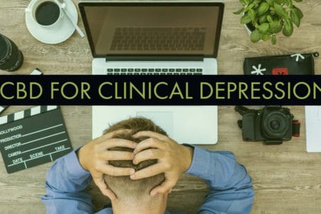 CBD For Social Anxiety At Work   Clinical Depression At Workplace