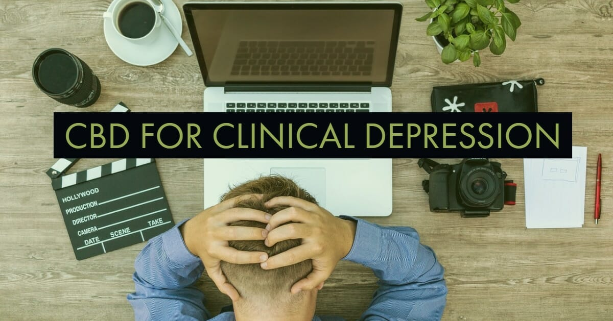 CBD For Social Anxiety At Work | Clinical Depression At Workplace