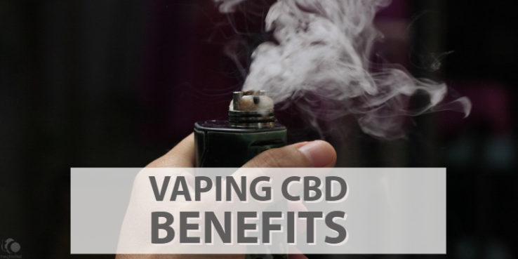 Vaping CBD Benefits