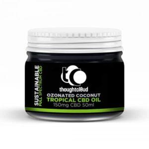 Ozonated Coconut CBD Skin Cream
