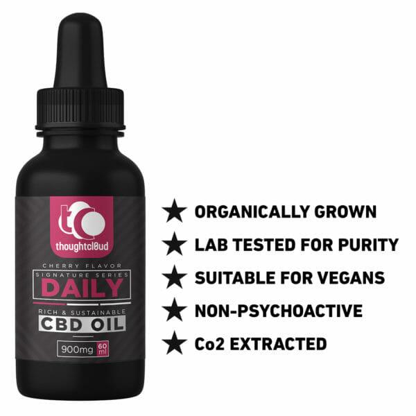 Cherry flavor cbd oil