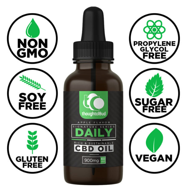 ultra cbd oil daily