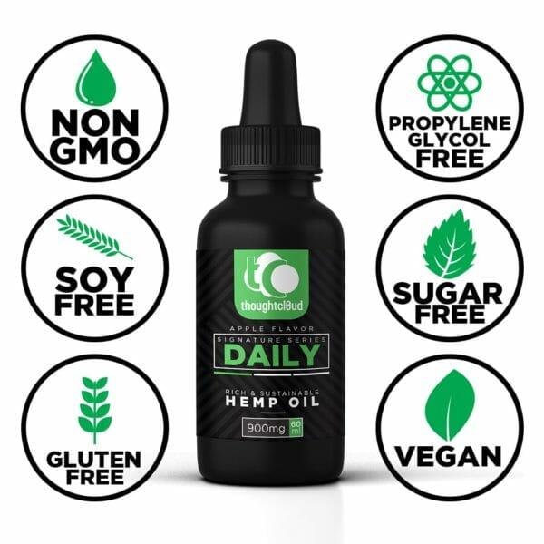 Daily Apple Organic CBD