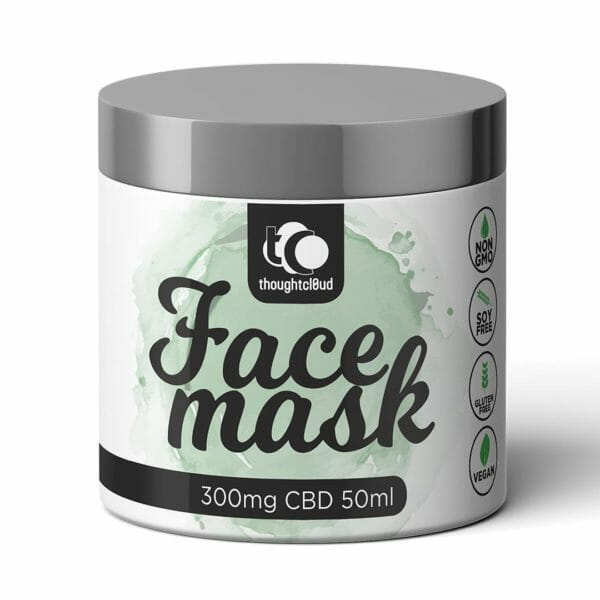 ThoughtCloud CBD Face Mask