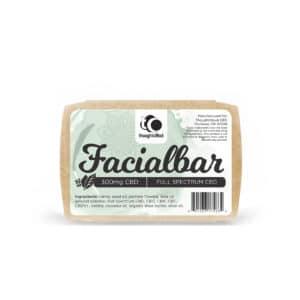 ThoughtCloud CBD Oil Facial Bar