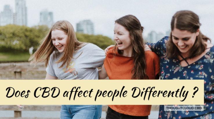 Effect Of CBD