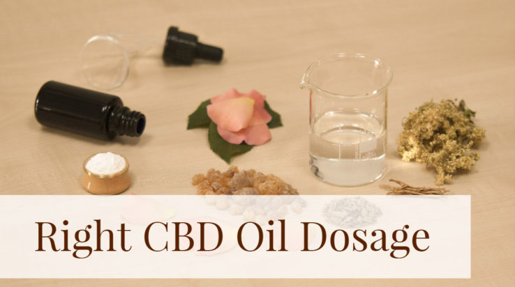 CBD oil Dosage