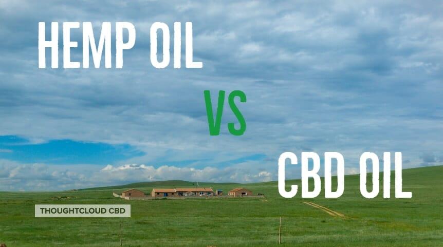 Is Hemp Oil Different From CBD Oil? | Hemp Oil Vs CBD Oil