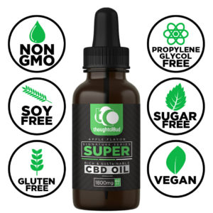 Super - Full Spectrum CBD Oil