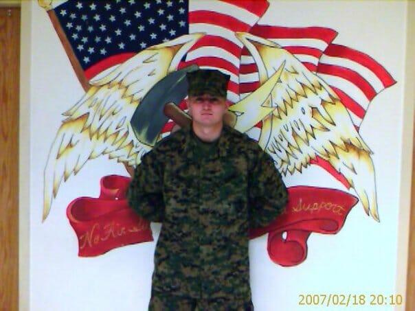 Kyle Fraser,CBD Veterans Scholarship