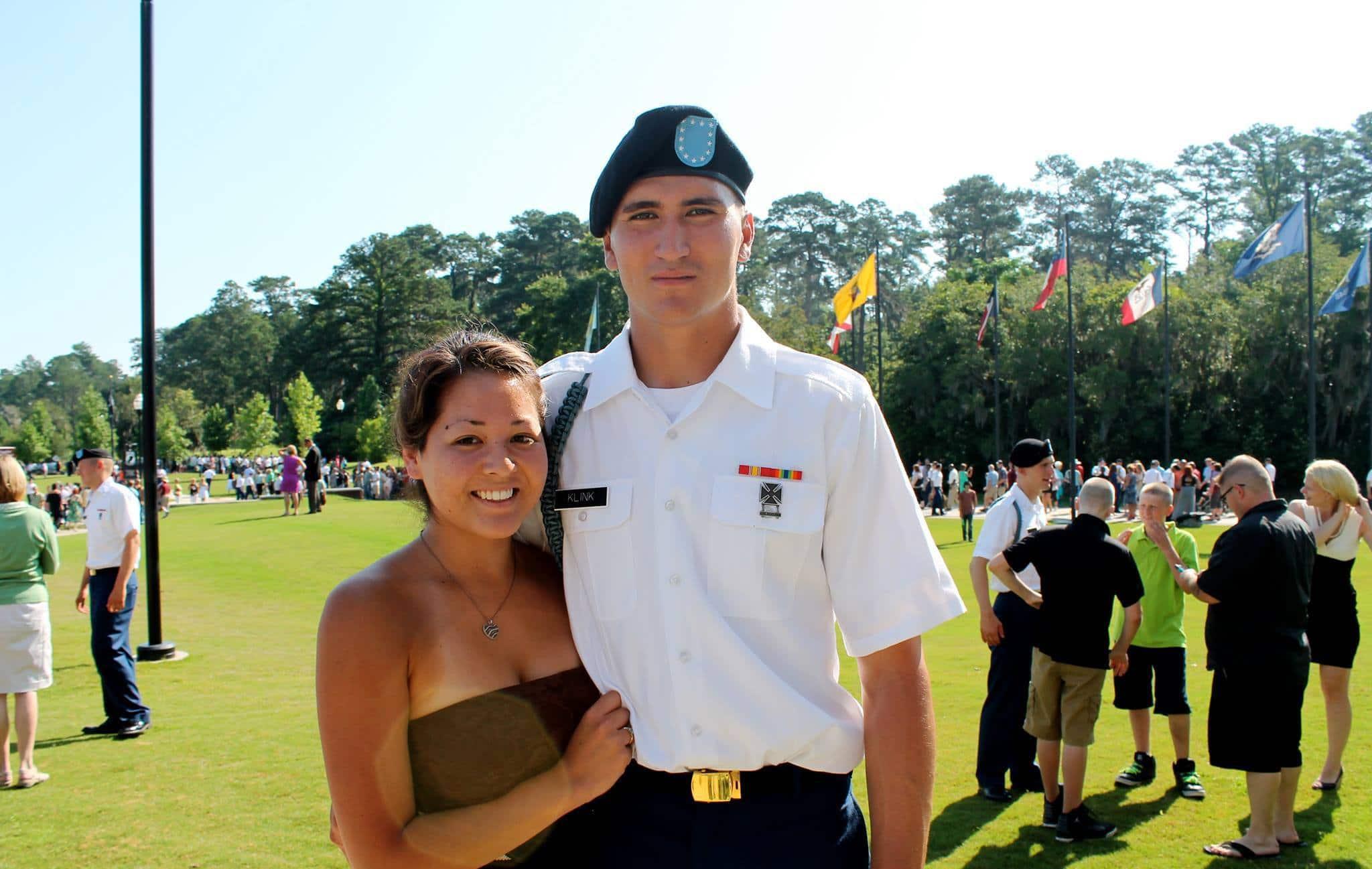 Irwin Klink,CBD Veterans Scholarship winner