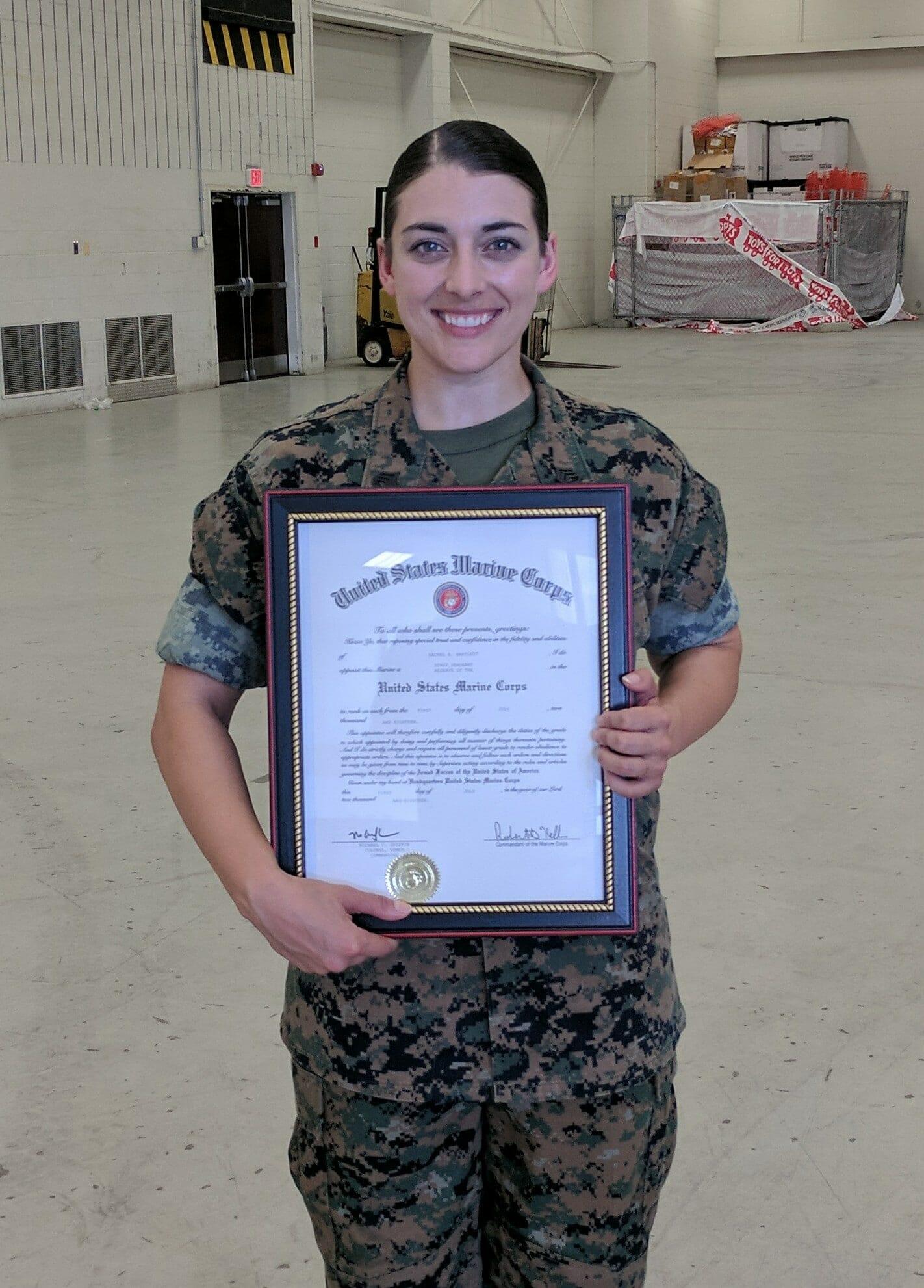 CBD Veterans Scholarship