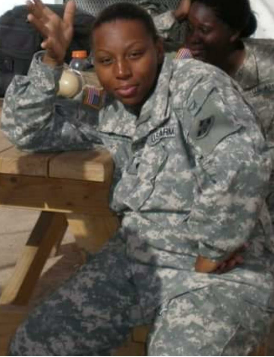 Shartonya Braddy,CBD Veterans Scholarship