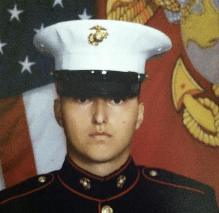 Brian Parga,CBD Veterans Scholarship winner