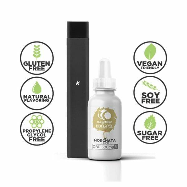 Horchata Flavour CBD Vape Juice,Flavour CBD Vape Oil,CBD Vape Oil