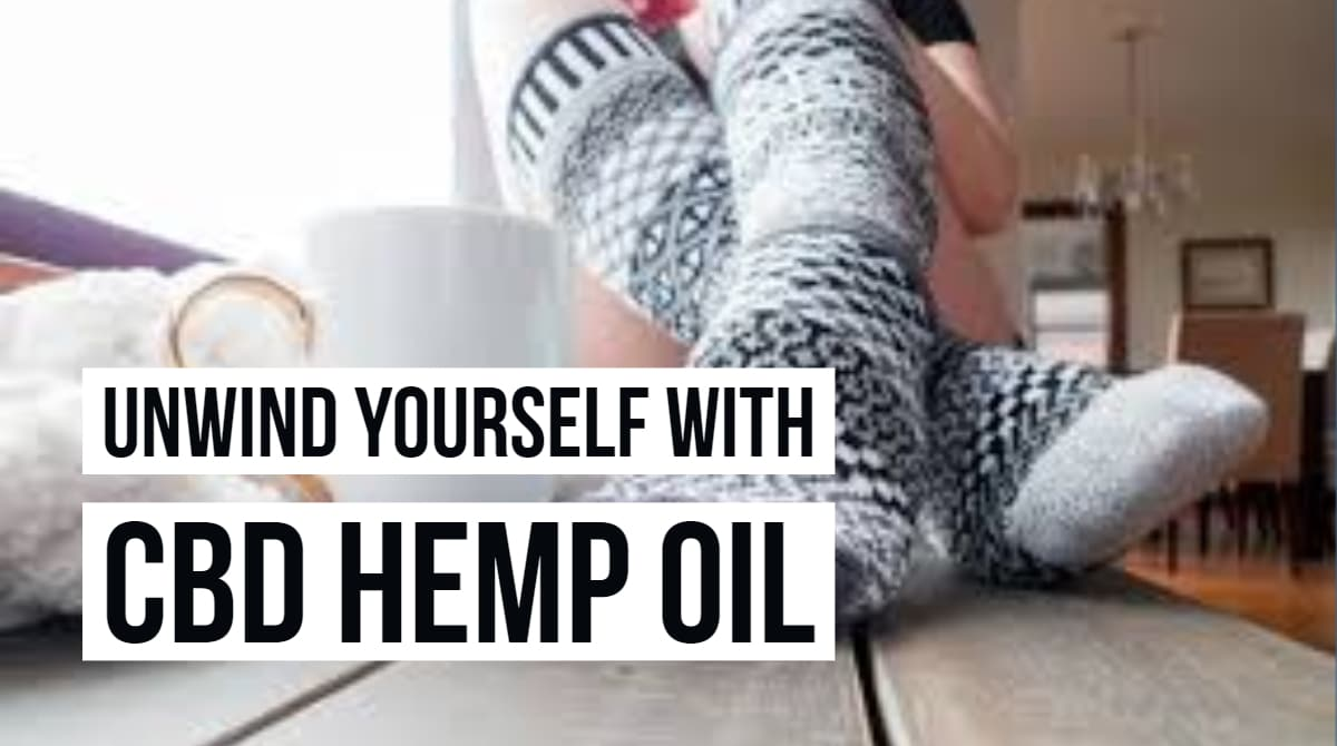 Unwind Yourself With Nature's 'Cool It' Herb CBD