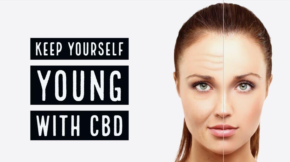 CBD For Anti-Aging