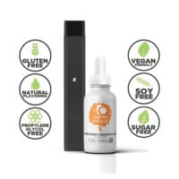 Orange Creamsicle Flavour CBD Vape Juice, Flavour CBD Vape Oil,CBD Vape Oil