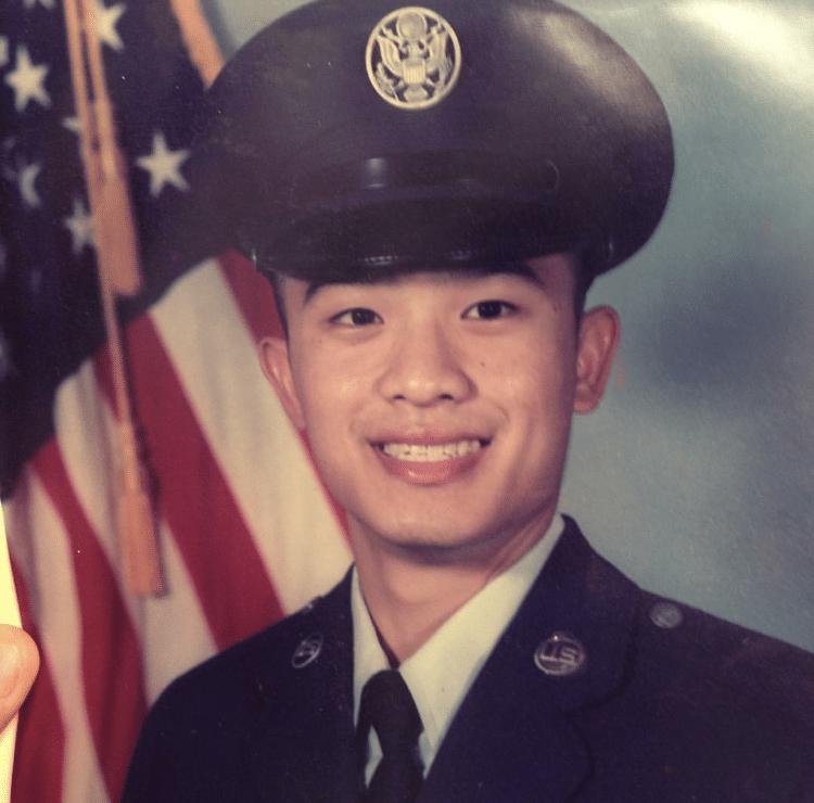Pat Mallawong,CBD Veterans Scholarship winner