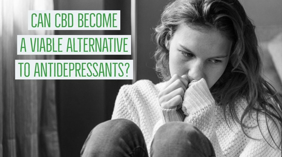 Can CBD Become A Viable Alternative To Antidepressants