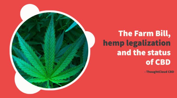 legalizing Hemp CBD