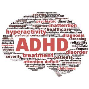 ADHD,CBD Healing
