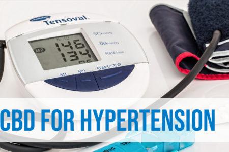 Effective Natural Ways, Including CBD Oil for High Blood Pressure