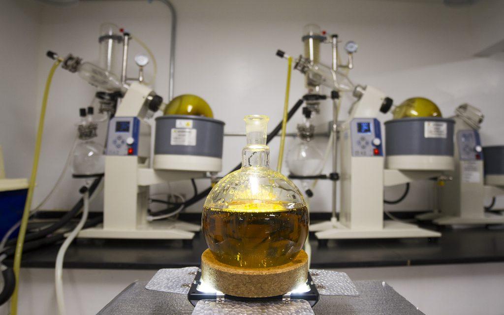 Ethanol Extraction method
