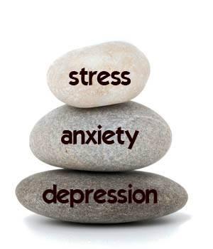 stress anxiety depression,CBD Healing