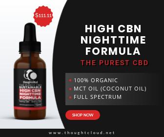 CBD CBN Nighttime Formula