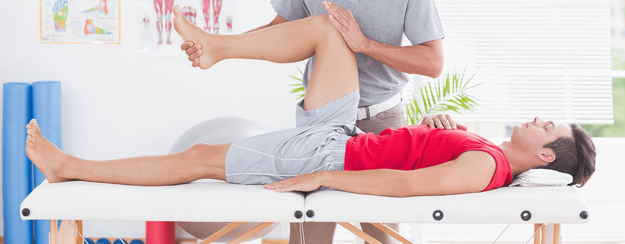 Physical Therapy knee CBD balm