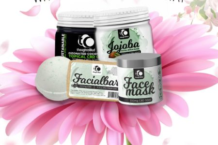 Bloom Into Spring With Our Special CBD Beauty Giveaway